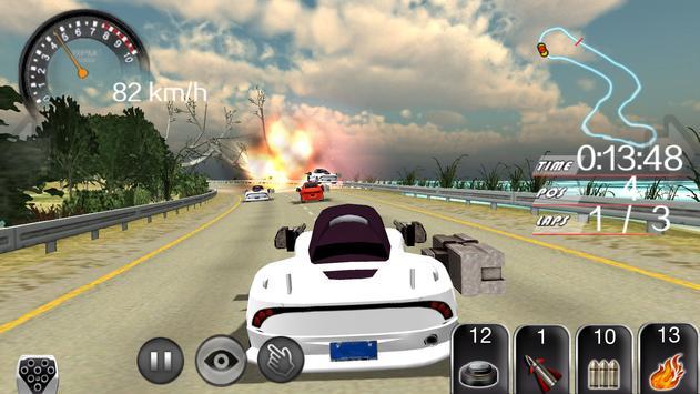Armored Car (Racing Game) imagem de tela 6