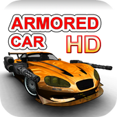 Armored Car HD icon
