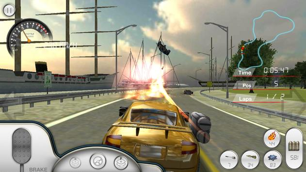 Armored Car HD screenshot 11