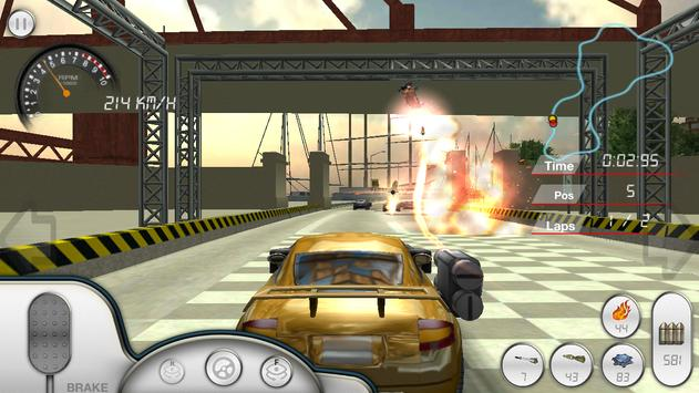 Armored Car HD screenshot 2