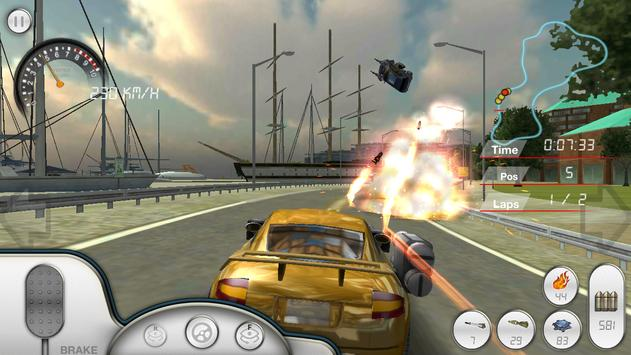 Armored Car HD screenshot 7