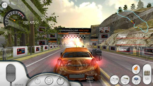 Armored Car HD screenshot 4