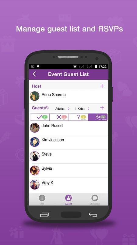 Phildora invitation card maker apk download free lifestyle app for phildora invitation card maker apk screenshot stopboris Choice Image