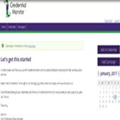 Credential Monitor icon