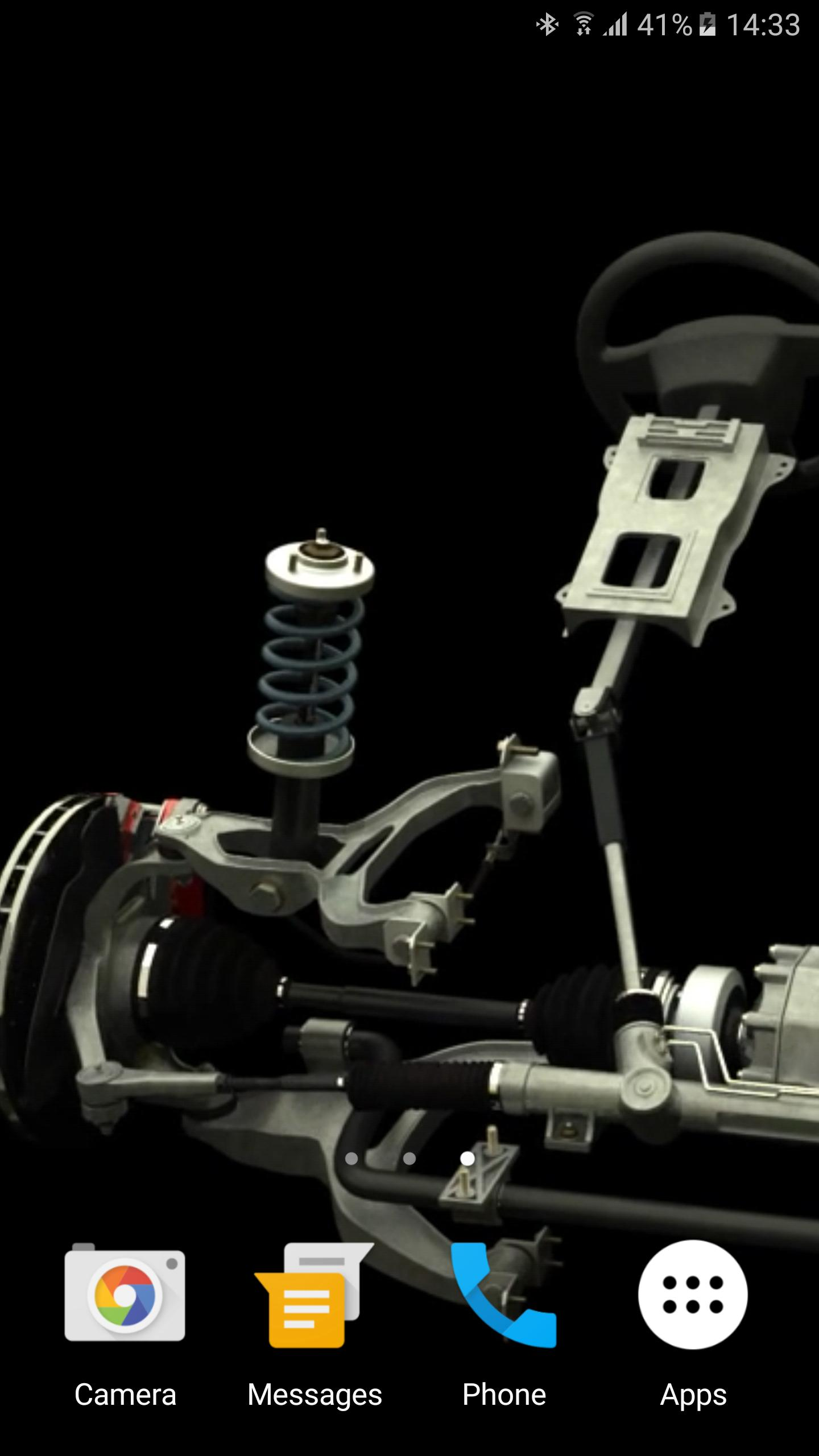 Automotive Suspension 3D LWP For Android APK Download