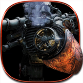 Heart Engine Live Wallpaper icon