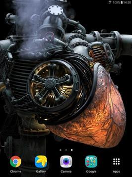 Heart Engine Live Wallpaper screenshot 8