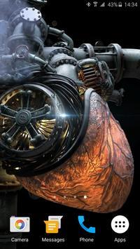Heart Engine Live Wallpaper screenshot 2
