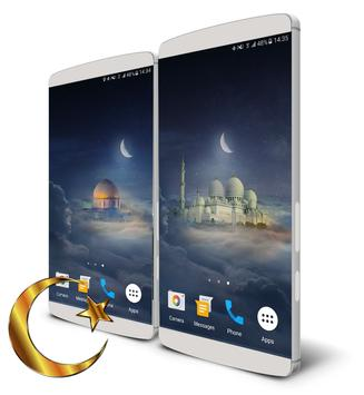 Ramadan Video Live Wallpaper poster