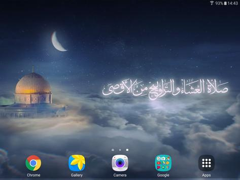 Ramadan Video Live Wallpaper apk screenshot