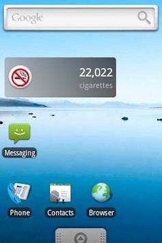 Smoking Calculator apk screenshot