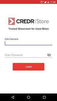 CredR Franchise Store (Partner Only) poster