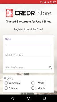 CredR Franchise Store (Partner Only) screenshot 1