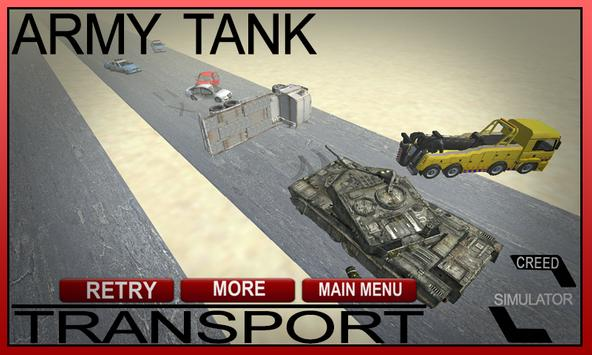 Army Tank Transport Simulator apk screenshot