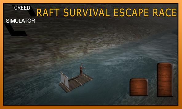 Raft Survival Escape Race Game screenshot 3