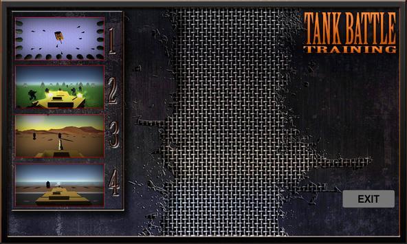 Tank battle training Simulator apk screenshot