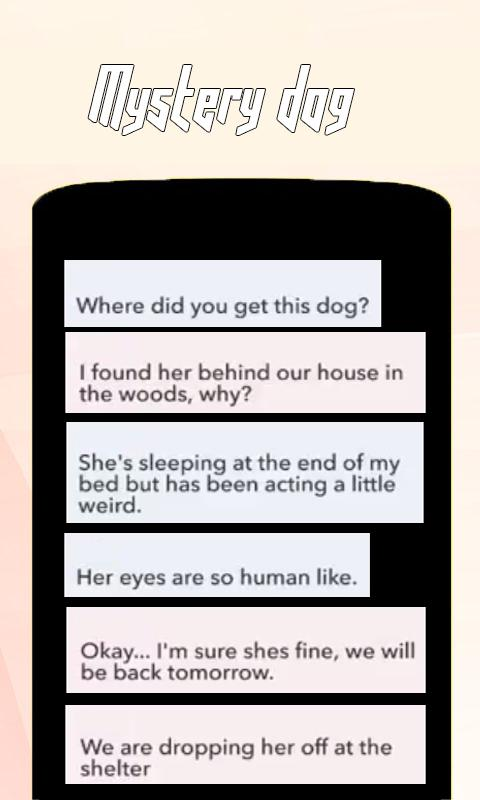 Chat Stories | Hooked | annie96 is typing for Android - APK