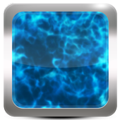 Blue Water Live Wallpaper icon