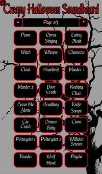 Creepy Halloween Soundboard poster