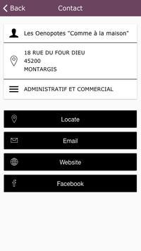 Les Oenopotes apk screenshot