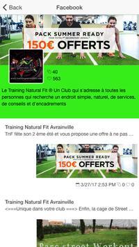 TNF Sport & diète apk screenshot