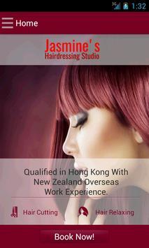 Jasmines Hairdressing Studio poster