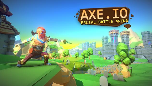 AXE.IO poster