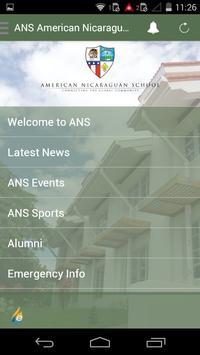 ANS screenshot 1