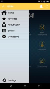Georgia School Boards (GSBA) apk screenshot