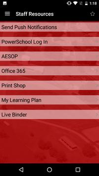 Haysville Middle School apk screenshot