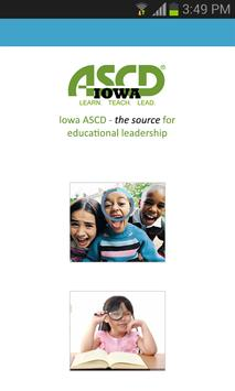 Iowa ASCD poster
