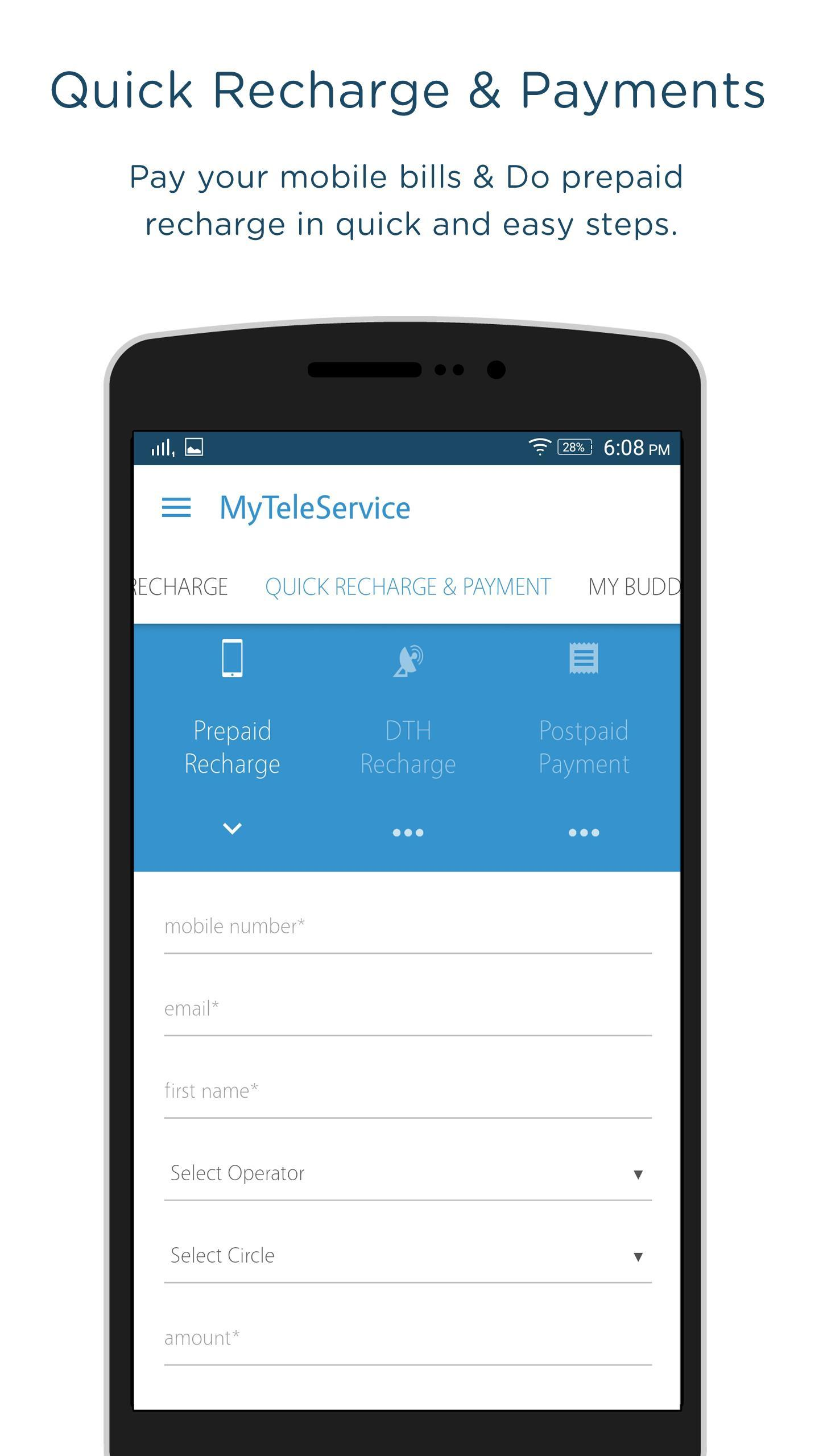 Vodafone, Airtel & Idea Plans for Android - APK Download