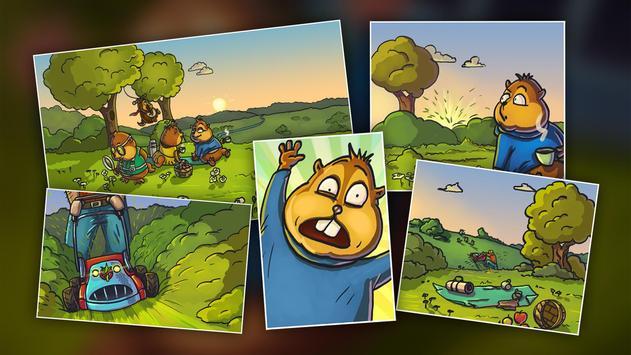 Chipmunks' Trouble apk screenshot