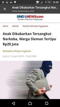 Crime Alert apk screenshot