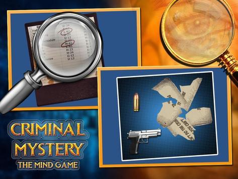 Crime Case : Criminal Case 2 screenshot 4