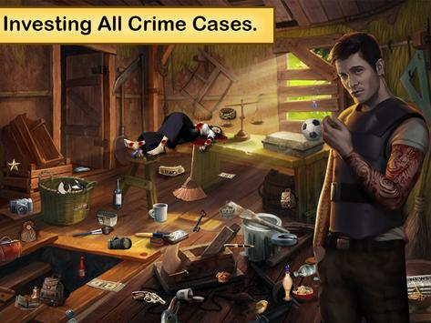Criminal Case: Hidden Objects apk screenshot