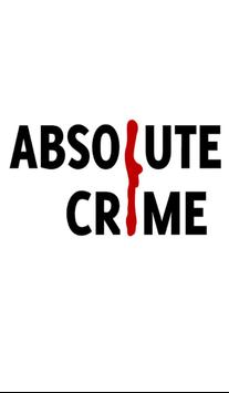 Absolute Crime Magazine poster