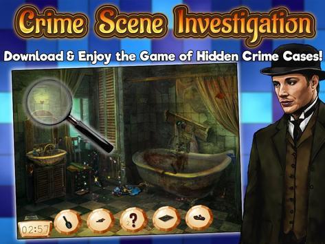 Crime Case Investigation Games screenshot 4