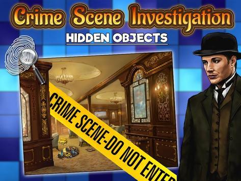 Crime Case Investigation Games screenshot 5