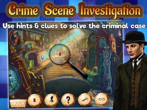 Crime Case Investigation Games screenshot 12
