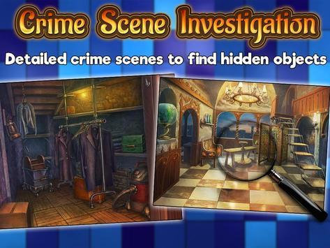Crime Case Investigation Games screenshot 3