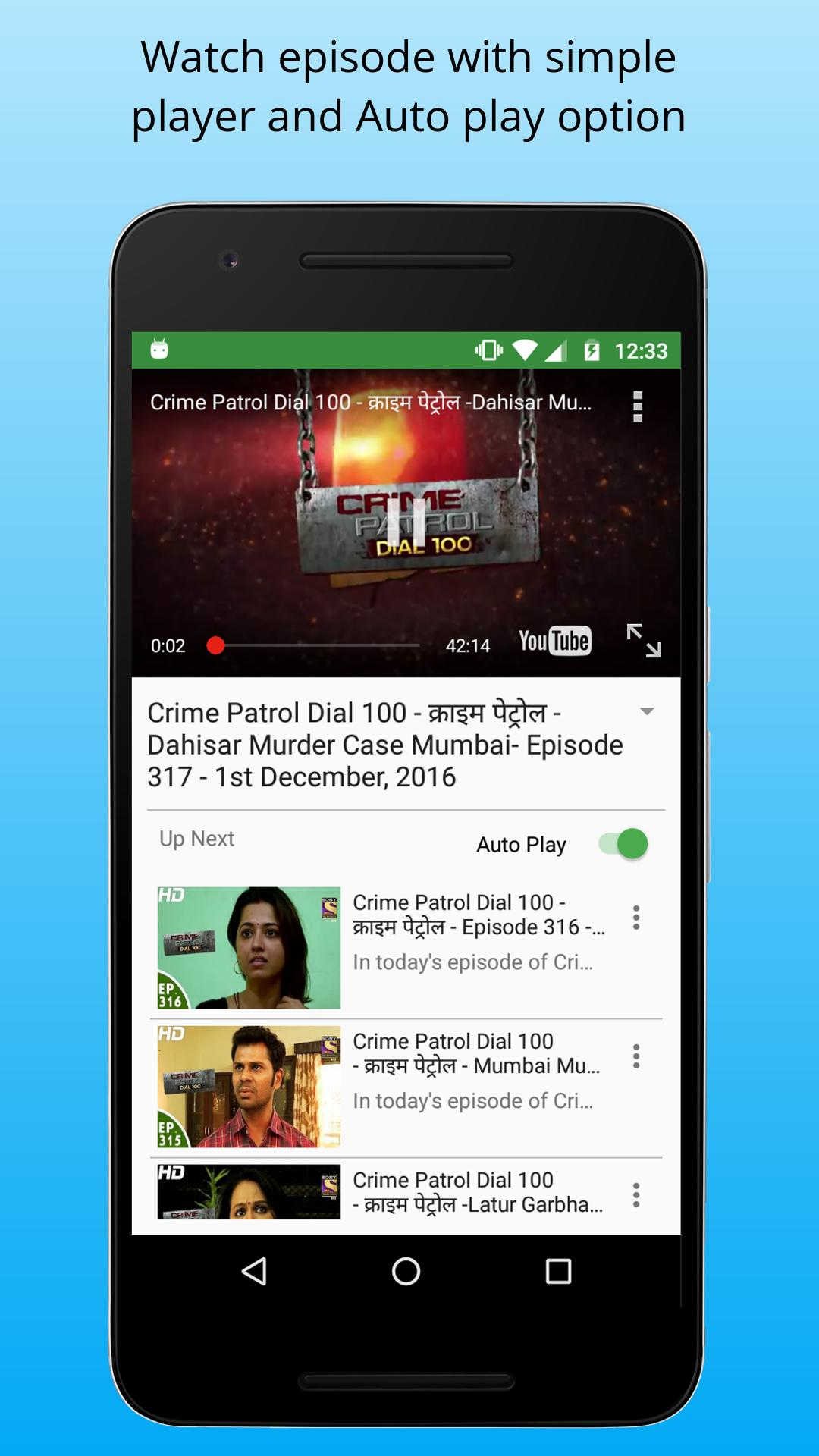 Crime Patrol Episode 33