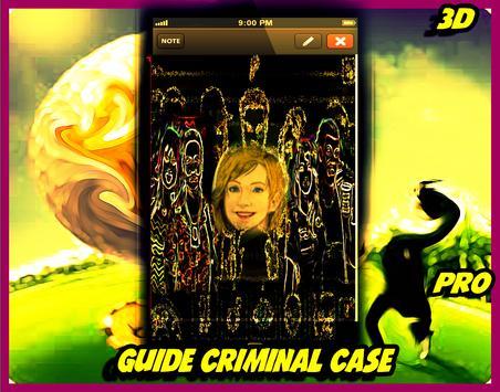 Guide Criminal Case :Tips apk screenshot