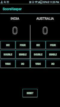ScoreKeeper screenshot 2