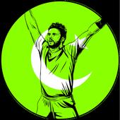 Watch Cricket T20 Live Pak Ind icon