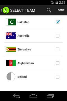 Watch Cricket T20 Live Pak Ind apk screenshot