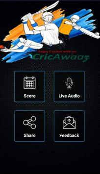 cricawaaz poster