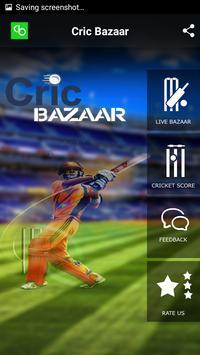 CRIC BAZAAR poster