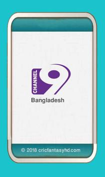 Channel 9 Bangladesh poster