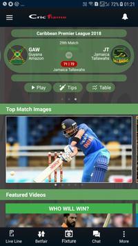 Cricket live line - Cricket Exchange - Cricflame poster